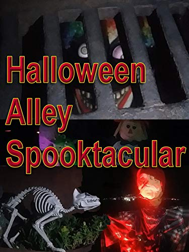 Halloween Alley Spooktacular