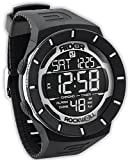Rockwell Time RCP-108 Coliseum Pedometer Digital Dial Watch, Black/White