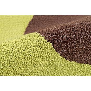 Novogratz by Momeni CUCINCNA-5GRN2030 Cucina Avocado Kitchen Mat, 2 x 3, Green