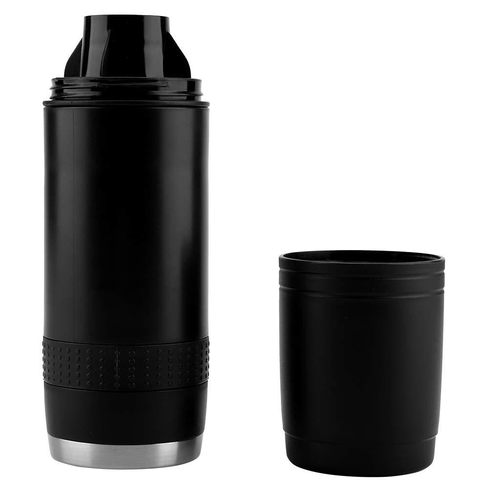 Coffee Maker Bottle Machine, Electric Portable Handhold Coffee Espresso Pressure Cup Mini Espresso Maker Home Office Travel Outdoor Compact Single Shot by Yosooo (Image #2)