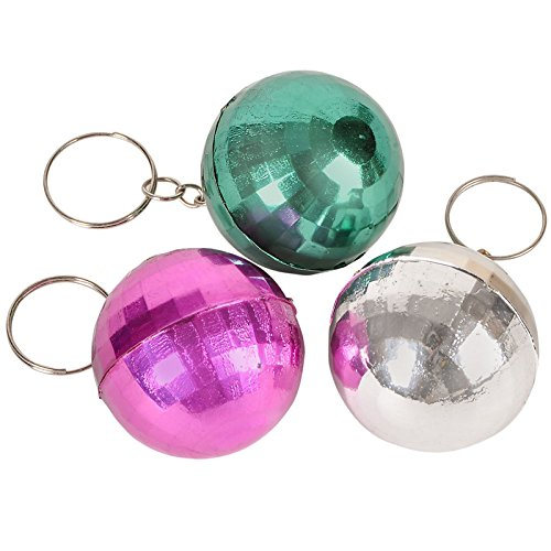 Disco Ball Key Chains (1 dz) -