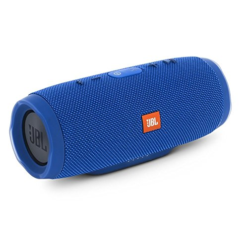 Cheap JBL Charge 3 Waterproof Portable Bluetooth Speaker (Blue) bt speakers