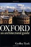 Oxford, Geoffrey Tyack, 0198174233