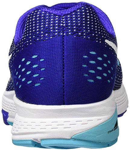Zoom Donna Structure NIKE White Blue Running Scarpe Air black 19 Blu gamma Concord fBBgw