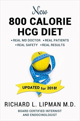 New 800 Calorie Hcg Diet Updated For 2018 Kindle Edition By