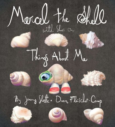 Marcel the Shell Book Activities