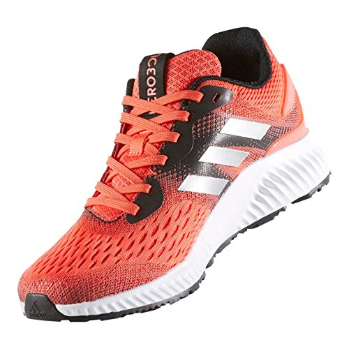 Adidas Running Shoes Aerobounce W EASY CORAL/SILVER MET/TACTILE RED