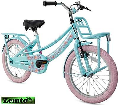 Bicicleta holandesa para niña 18 pulgadas Mint