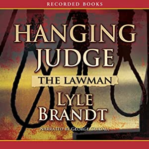 The Lawman: Hanging Judge Audiobook