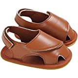 lakiolins Infant Baby Summer Beach Walking Flat Sandals...
