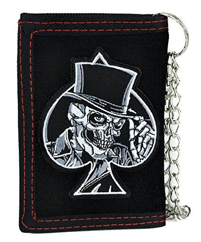Evil Skull Wallet - 6