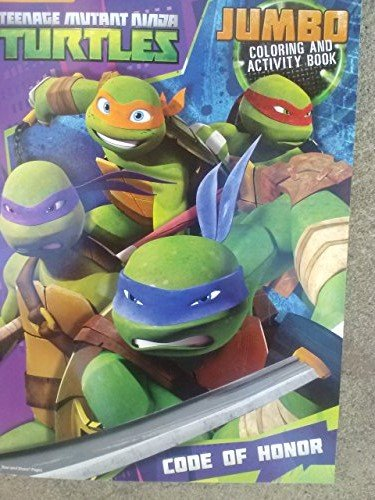 teenage-mutant-ninja-turtles-jumbo-coloring-activity-book-code-of-honor