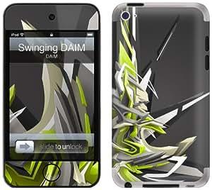 GelaSkins Swinging DAIM - Skin para iPod touch 4.ª generación