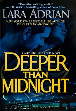 book cover of Deeper Than Midnight