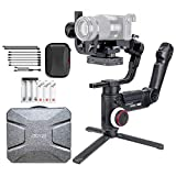 Zhiyun Crane 3 LAB 3LAB 3-axis Handheld Gimbal DSLR Camera stabilizer for Sony A7M3 A7R3,Canon 1DX II 6D 5D IV,Panasonic GH4 GH5 GH5S,Nikon D850 w/Versatile Structure,ViaTouch Control,Payload 4.6 kg