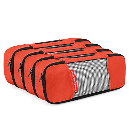 Packing Gonex Luggage Organizers Different