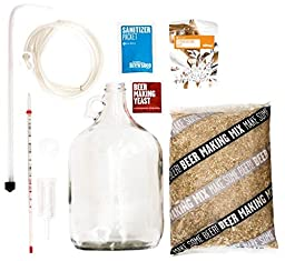Brooklyn Brew Shop Beer Making Kit, Bruxelles Blonde