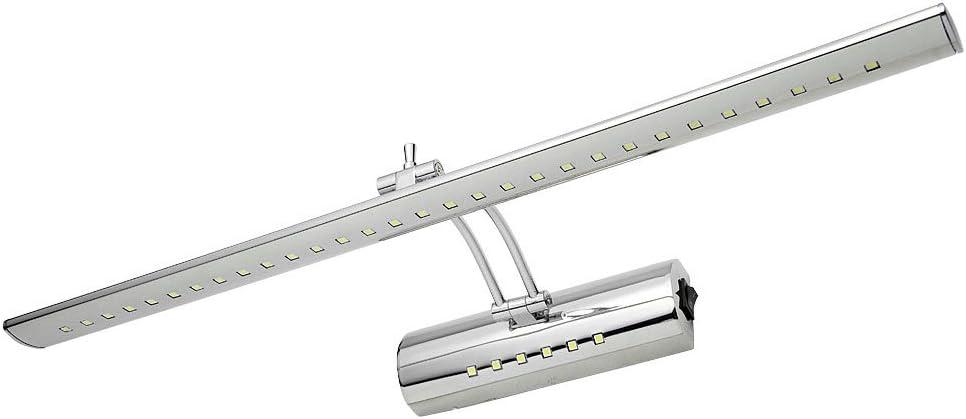 Interrupteur Pour Tableau Mur Mural Applique CroLED/® Lampe Ampoule 8W 5050SMD 36 LEDs Blanc Salle de Bain Miroir Mur