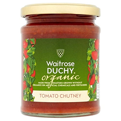 Duchy Originals Organic Tomato Chutney 300g - Pack of 6