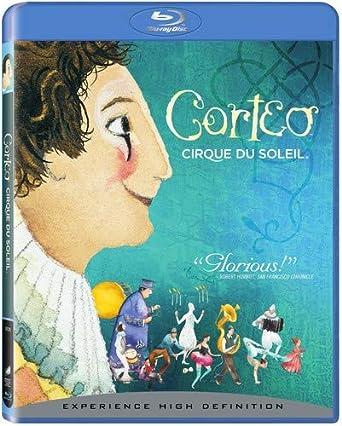 cirque du soleil blu ray  : Cirque Du Soleil - Corteo (+ BD Live) [Blu-ray]: Mauro ...