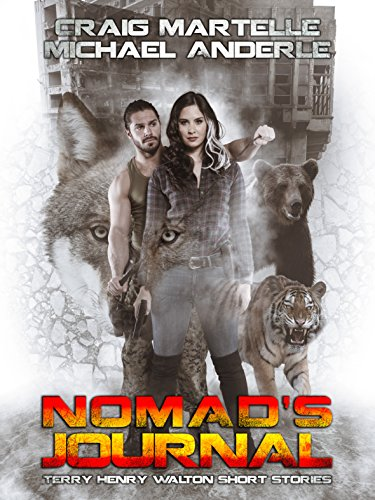 Nomad's Journal: A Kurtherian Gambit Series (Terry Henry Walton Chronicles) cover