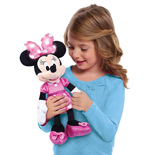 Just Play Minnie Happy Helpers 12' Singing Minnie plush - 12' Doll Toy