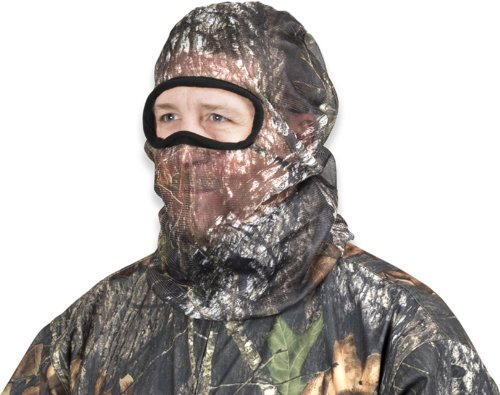 Mossy Oak Full Headnet with Mesh (Obsession, One Size)