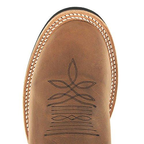 Fb 5008 weite Coffee Cowboy Bottines Boots Ee Fashion Bottes Et Homme wwUqWS6R