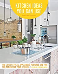 From the latest in backsplashes to elegant faucet fixtures, Kitchen Ideas You Can Use, Updated Editionhelps you create the kitchen of your dreams. The kitchen is one of the most popular DIY home renovation projects, with simple upgrad...