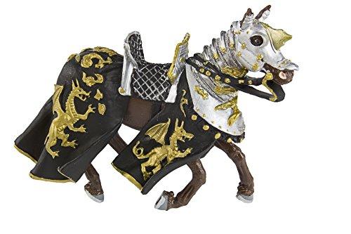Safari Ltd Horse with Black & Gold Robe (Robe Safari)