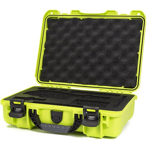 910 Waterproof Hard Case with Insert for DJI Osmo Series (Lime) [並行輸入品]   B07QVPV5SL