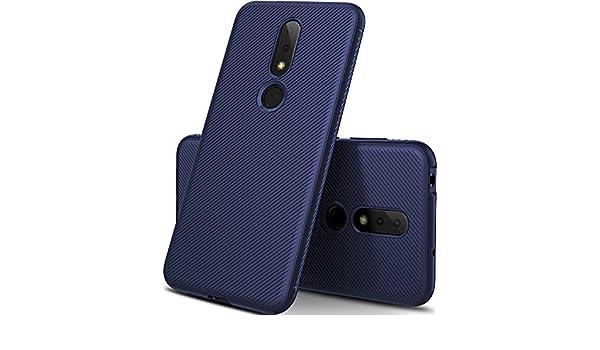 Geemai Xiaomi Mi 7 Lite Funda Fina de Silicona, Xiaomi Mi 7 Lite ...