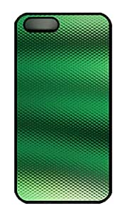 Aero Green 13 Cover Case Skin for iPhone 5 5S Hard PC Black