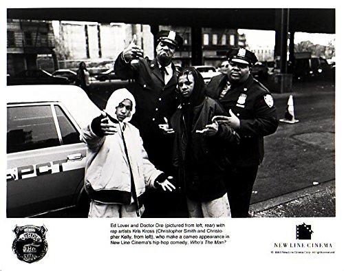 Cinema PHOTO: WHO'S THE MAN DR DRE ED LOVER KRIS KROSS 8x10STILL FN