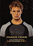 Sam Clafin Trading Card (Finnick Odair, The Hunger Games Catching Fire) 2013 Meca #5