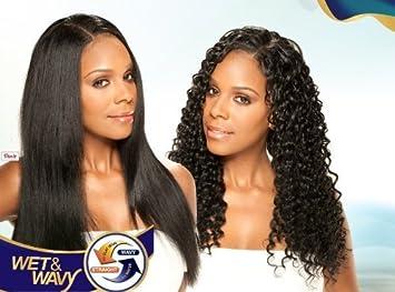 Amazon.com : Moisture Remy Rain Indian Hair Weave - LONG DEEP 4 PCS ...