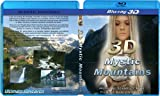 3D Mystic Mountains [Blu-ray 3D] and 3-D Glasses Pack