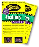 The Standard Deviants - Anatomy, Parts 1 & 2 [VHS]