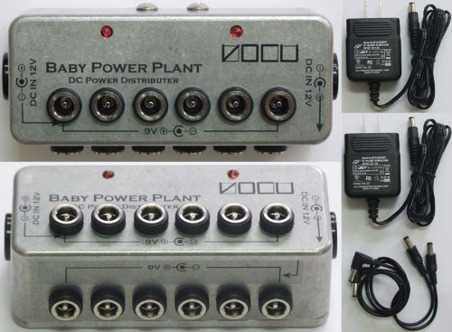 VOCU Baby Power Plant Type-C (Dual Regulate)3+9/12V+18V