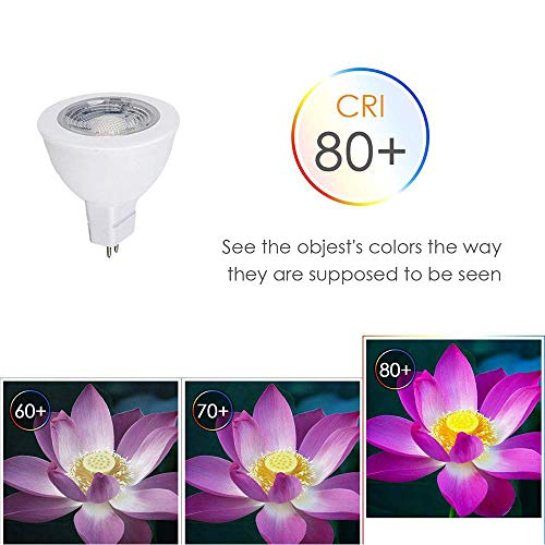 Led Spotlight Hj: Makergroup MR16 Gu5.3 Bi-pin LED Light Bulb 6W 12VAC/DC