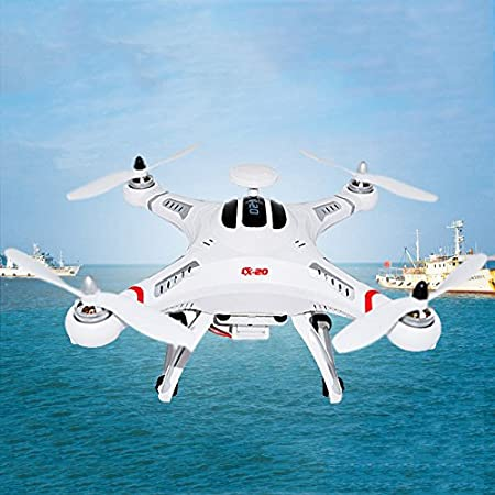 Big Shark 2.4 GHz Cheerson CX-20 GPS FPV RC Cuadricóptero Drone ...