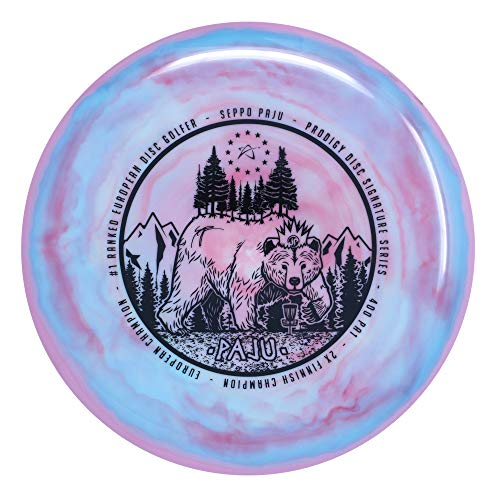 Prodigy Disc Limited Edition Signature Series Seppo Paju 400 Spectrum PA1 Putter Golf Disc [Colors May Vary] - 170-174g