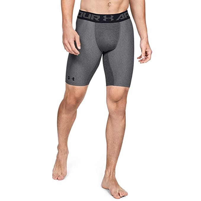 40788662 Under Armour Men's HeatGear Armour 2.0 6-inch Compression Shorts