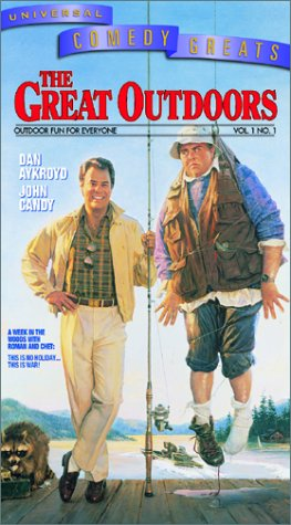 [The Great Outdoors [VHS]] (Nancy Thompson Costume)