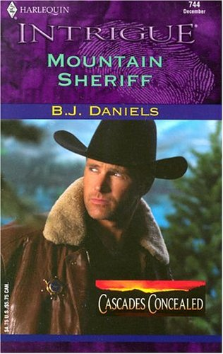 book cover of Mountain Sheriff