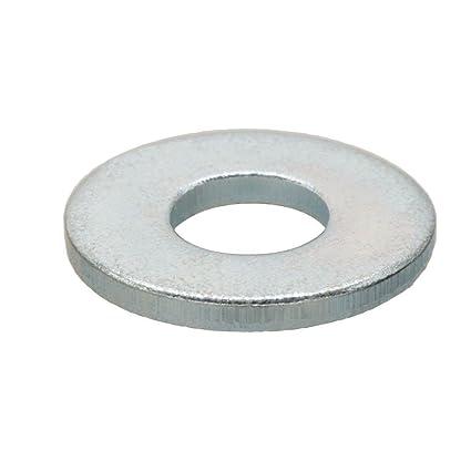 Amazon com: Everbilt #8 Zinc-Plated Flat Washer (100 per