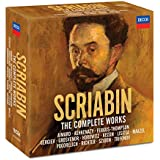 Scriabin: The Complete Works (18 CD Set)