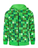 Minecraft Creeper Boy's Hoodie (7-8 Years)
