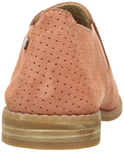 Coral Mocassini Puppies Suede Donna Clever Hush Analise Perf wS7PpXnqx