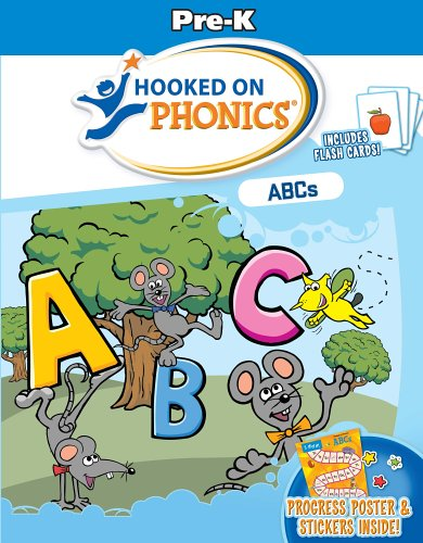 Hooked on Phonics ABCs: Pre-k Workbook With Flashcards pdf epub
